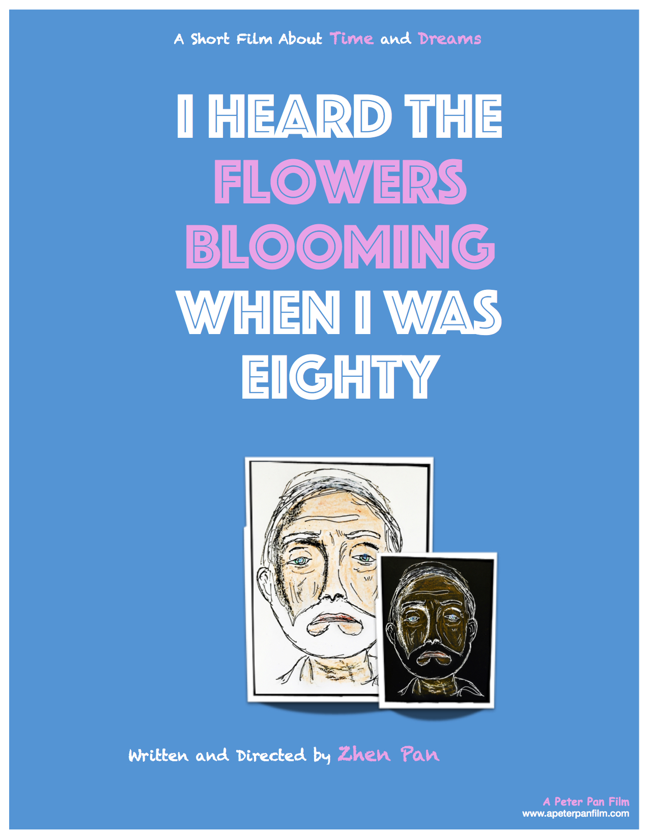I Heard the Flowers Blooming When I Was Eighty