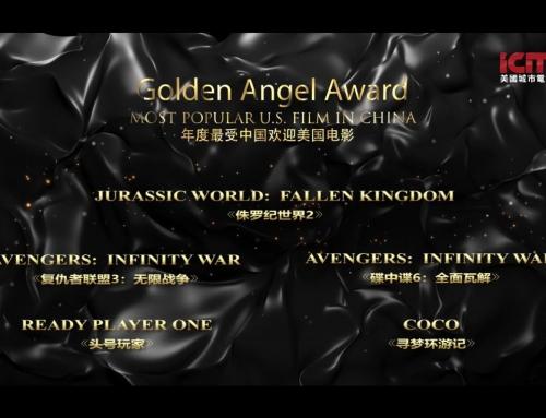 年度最受中國歡迎的美國電影