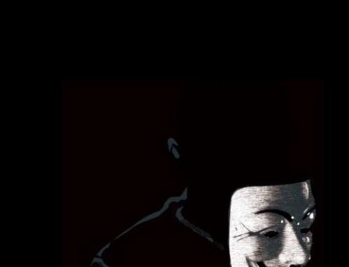 《匿名者》