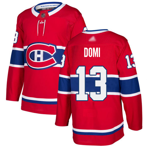 Adidas Canadiens #14 Tomas Plekanec Red Home Authentic Stitched Youth NHL Jersey